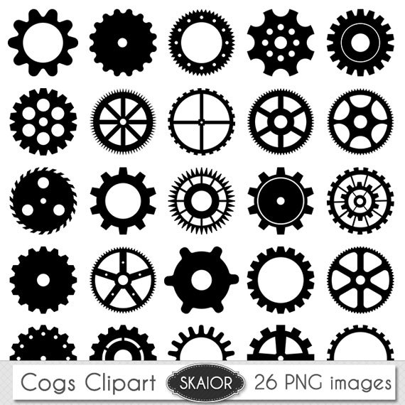 Cogs clipart #16, Download drawings