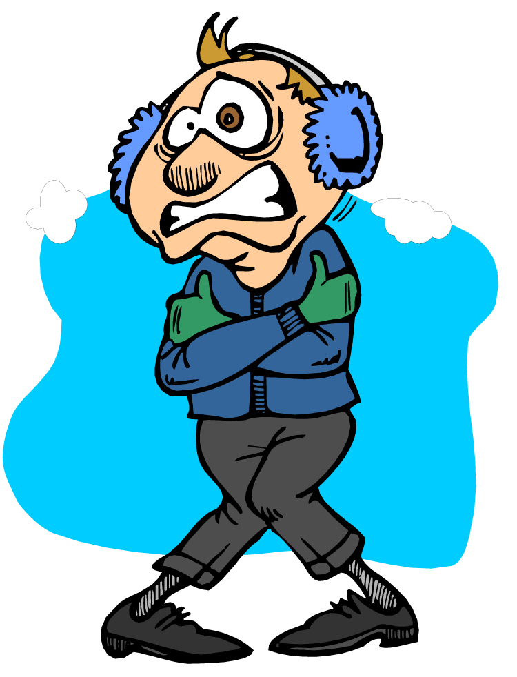 Cold clipart #3, Download drawings