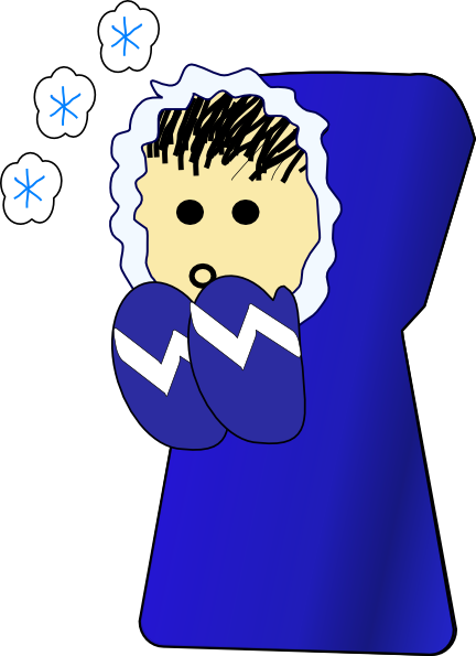 Cold clipart #12, Download drawings