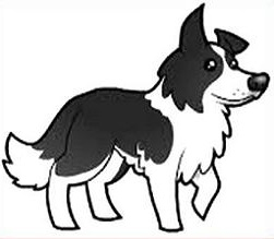 Collie clipart #11, Download drawings