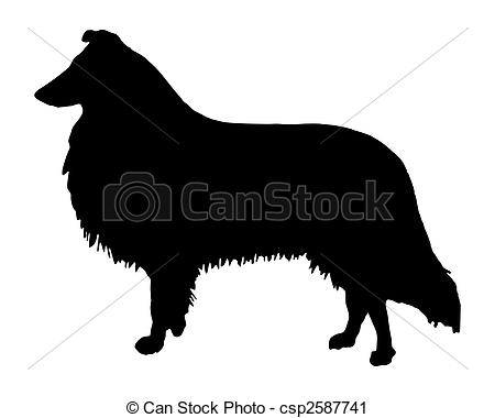 Collie clipart #8, Download drawings