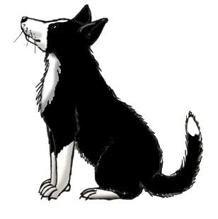 Collie clipart #6, Download drawings