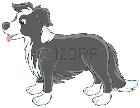 Collie clipart #4, Download drawings
