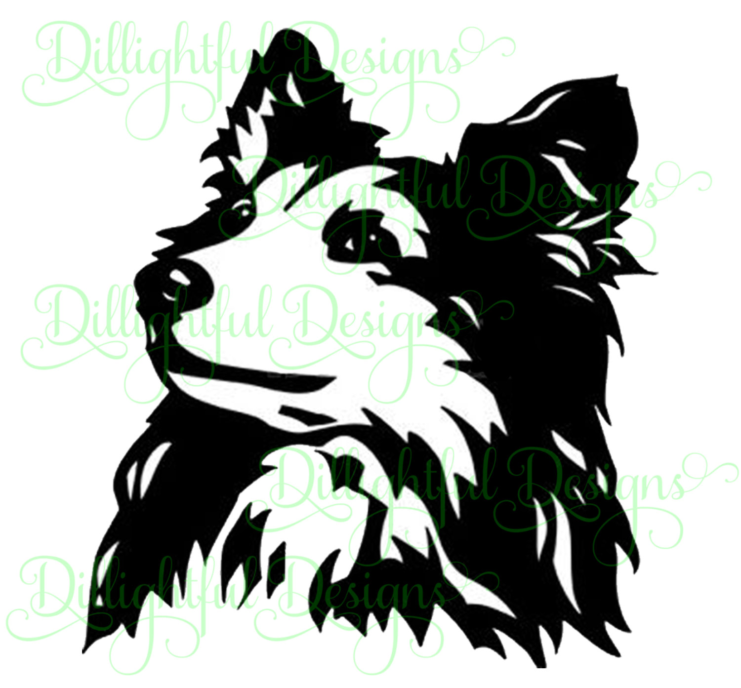 Sheepdog svg #10, Download drawings