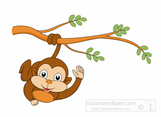 Colobus Monkey  clipart #15, Download drawings