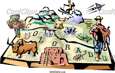 Colorado clipart #17, Download drawings