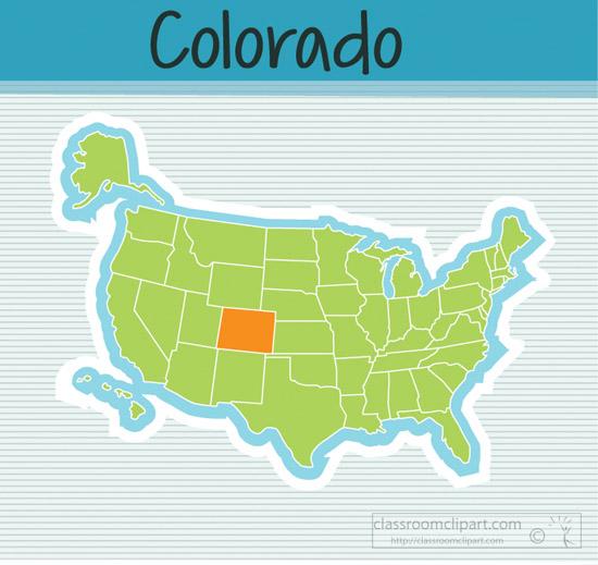 Colorado clipart #10, Download drawings