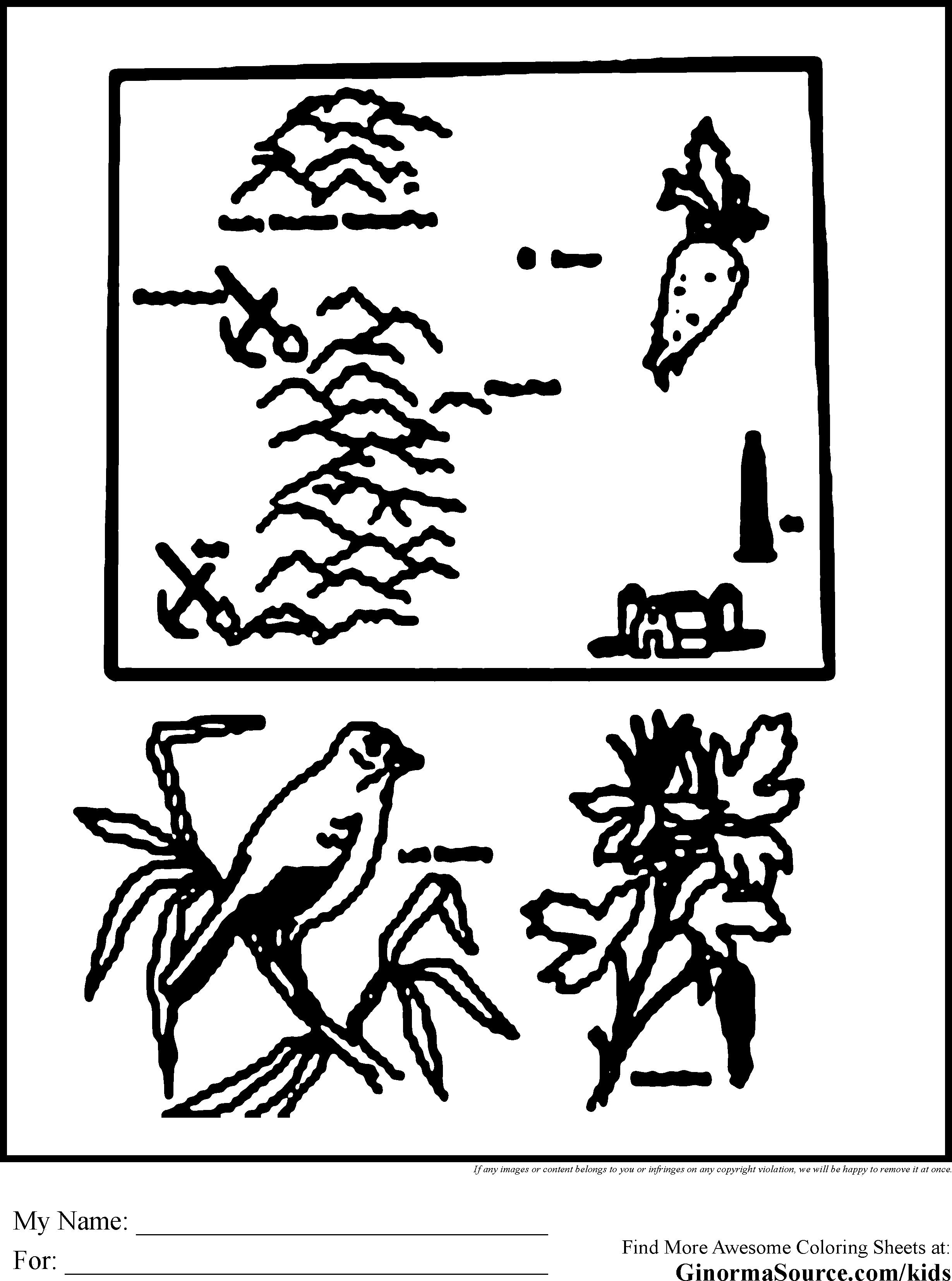 Colorado coloring #20, Download drawings