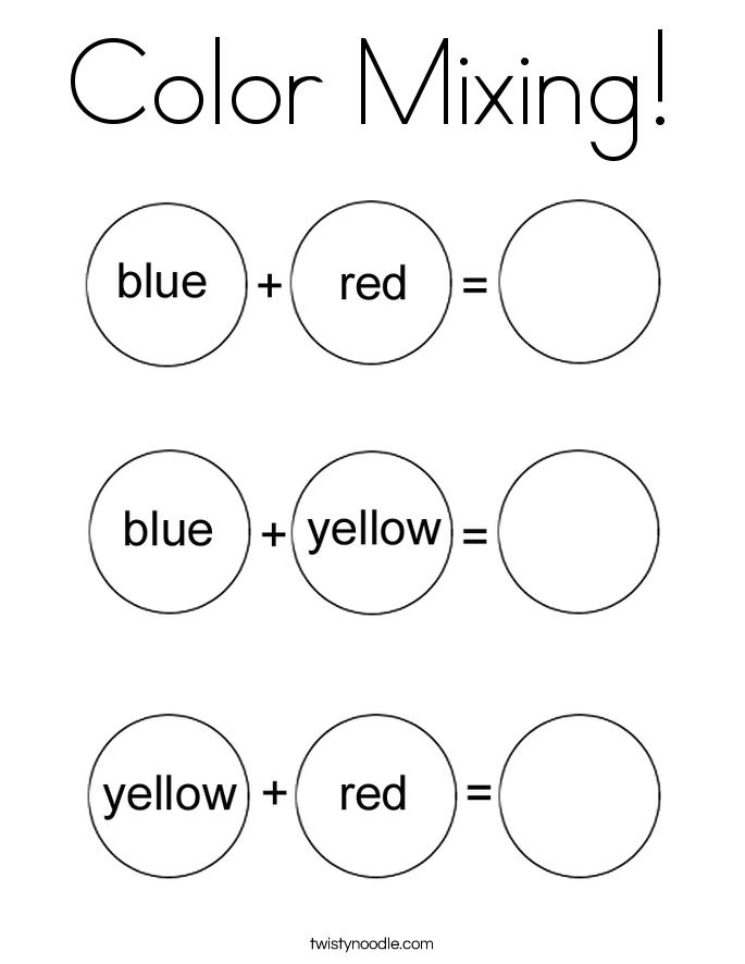 Colors coloring #19, Download drawings