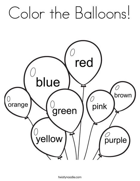 Colors coloring #16, Download drawings
