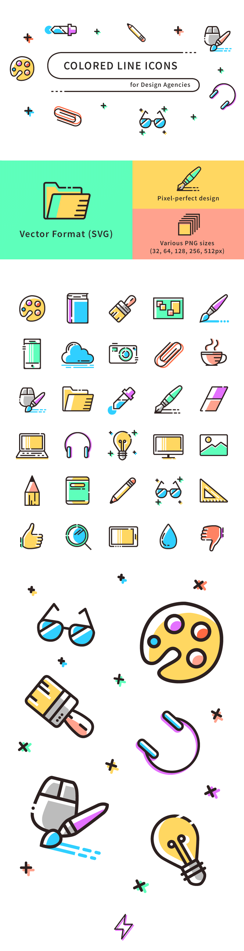 Colouful svg #4, Download drawings