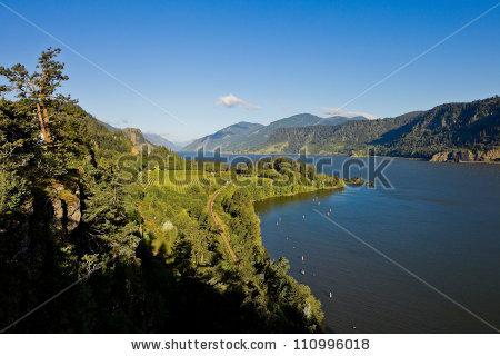Columbia River clipart #6, Download drawings