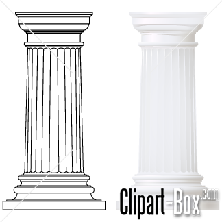 Columns clipart #9, Download drawings