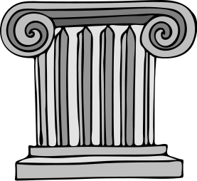 Columns clipart #18, Download drawings