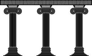 Columns clipart #12, Download drawings
