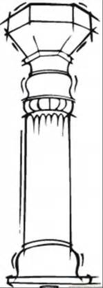 Columns coloring #13, Download drawings