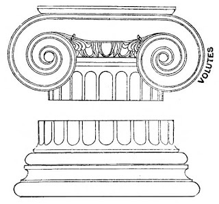 Columns coloring #15, Download drawings
