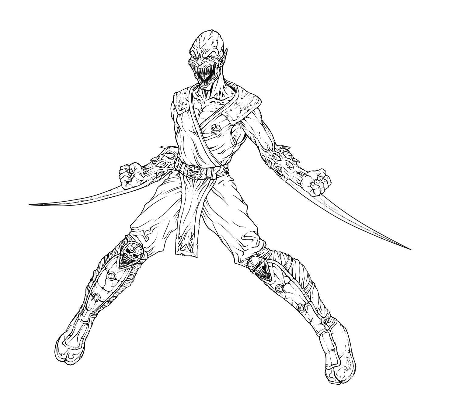 Combat coloring #7, Download drawings