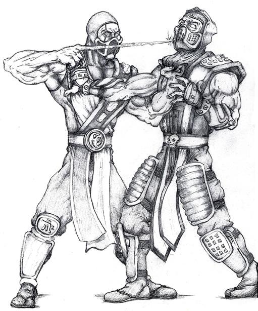 Combat coloring #19, Download drawings