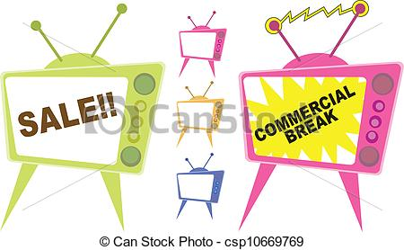 Commercial clipart #2, Download drawings