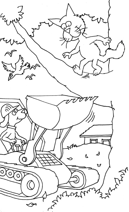 Commercial coloring #3, Download drawings