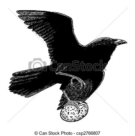 Common Raven clipart #16, Download drawings
