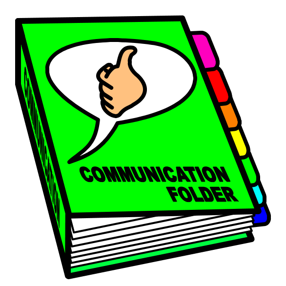 Communication Folder clipart #12, Download drawings