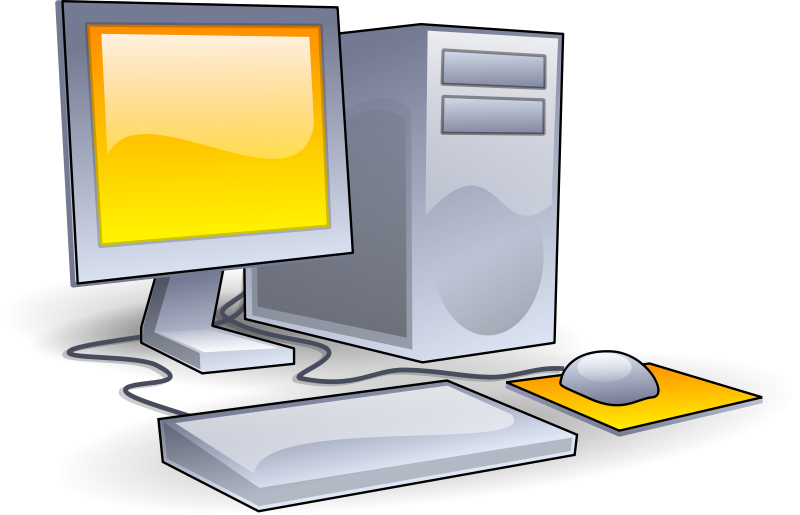 Computer clipart #17, Download drawings