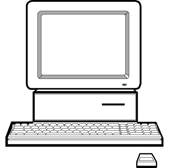 Computer clipart #8, Download drawings