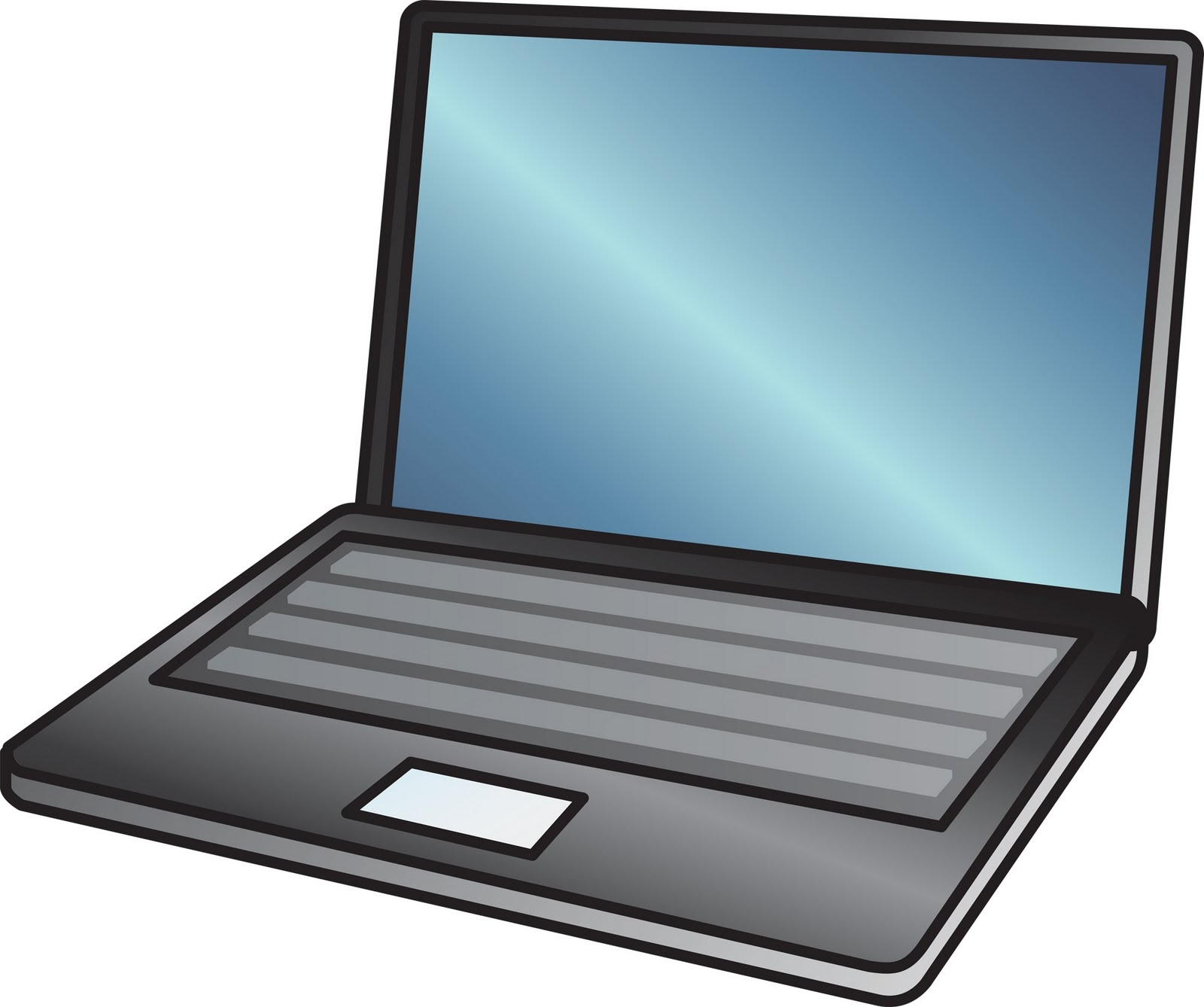 Computer clipart #4, Download drawings