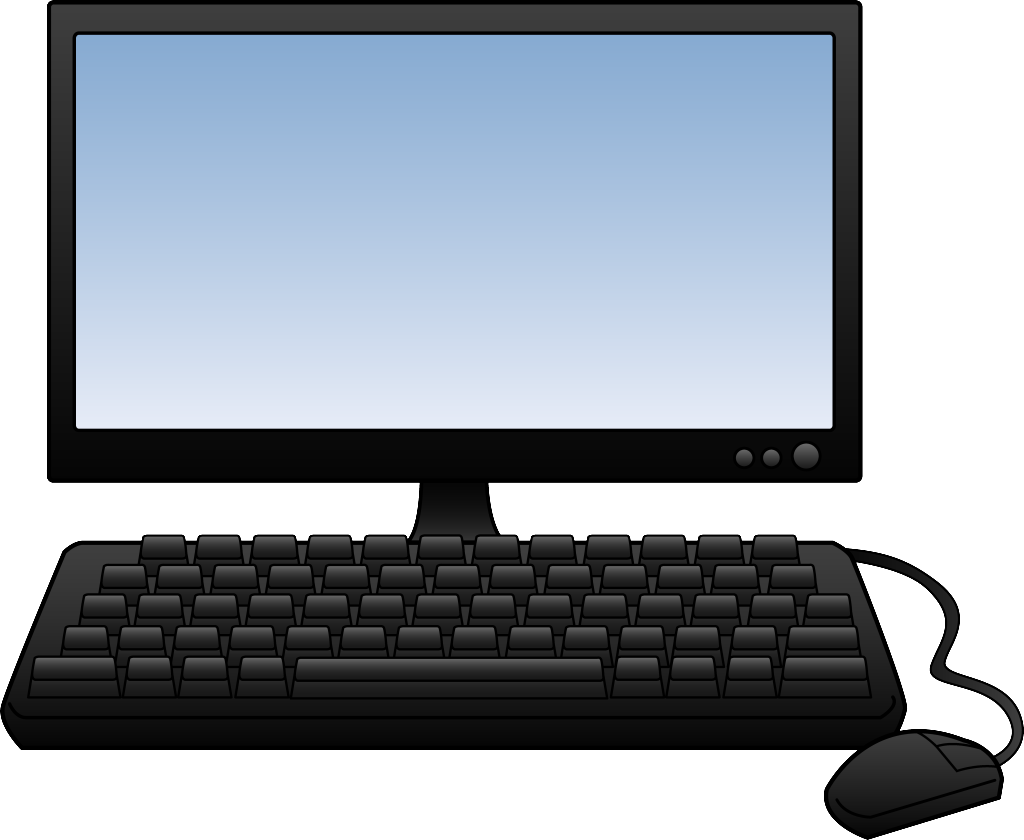 Computer clipart #3, Download drawings