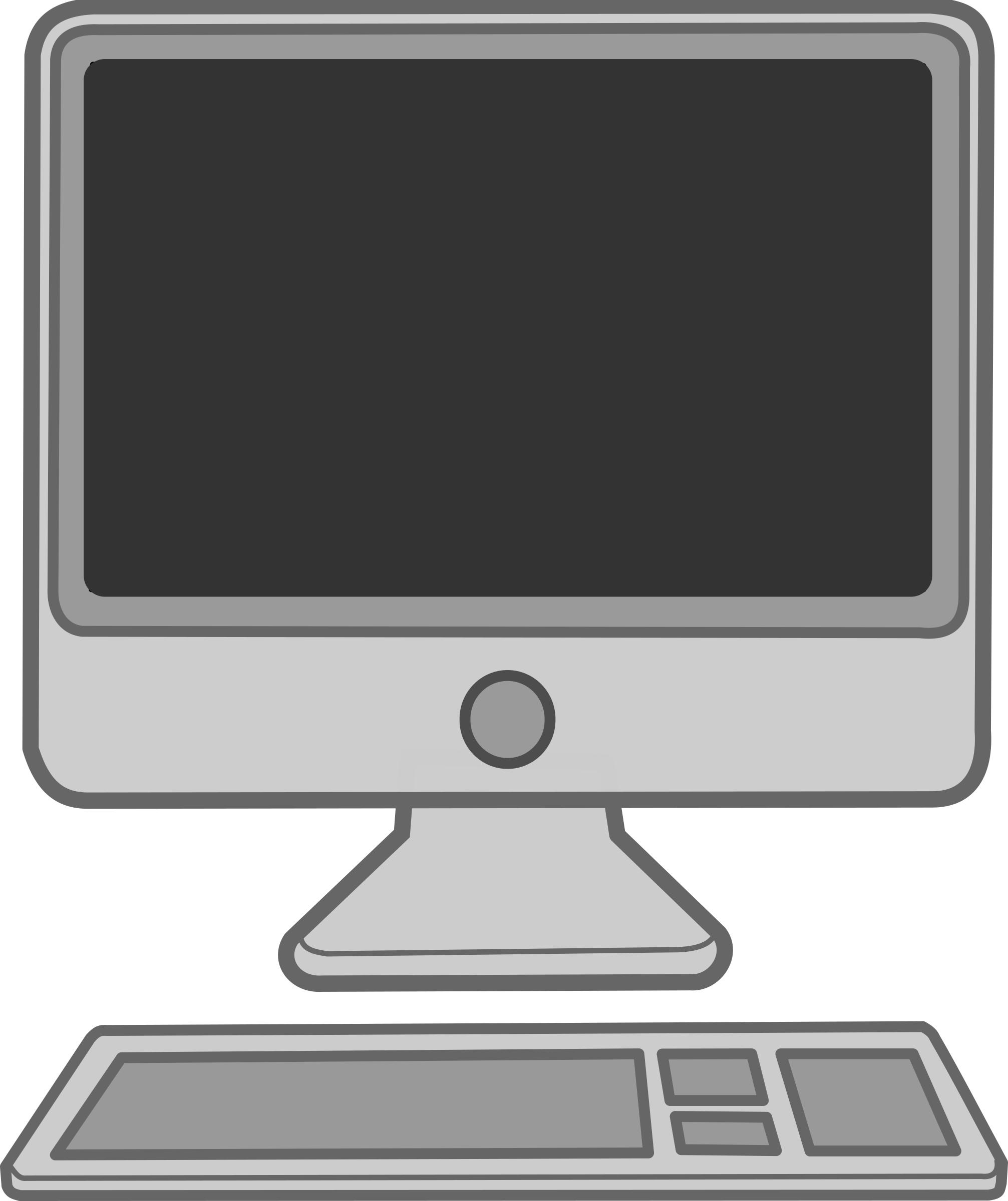 Computer clipart #18, Download drawings