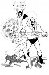 Conan The Barbarian coloring #5, Download drawings