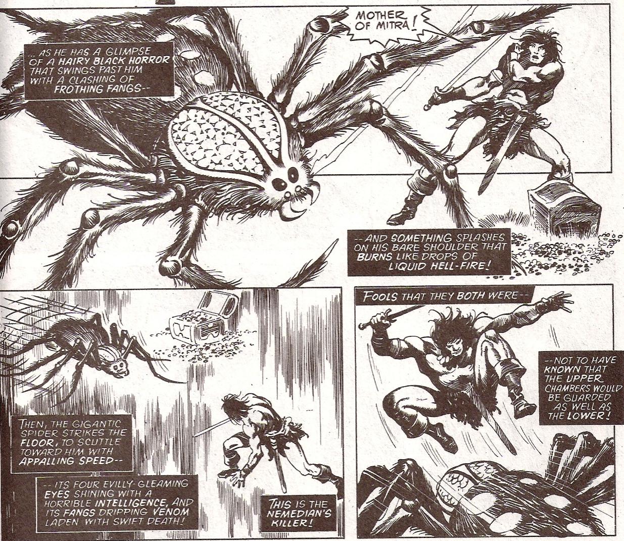 Conan The Barbarian coloring #3, Download drawings