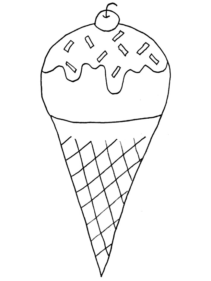 Cone coloring #15, Download drawings