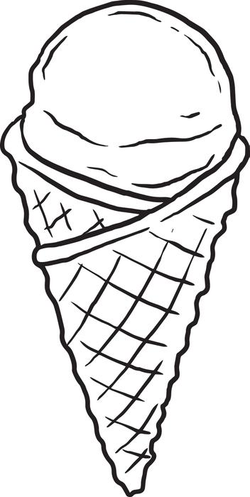Cone coloring #11, Download drawings