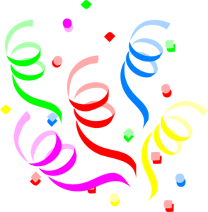 Confetti clipart #16, Download drawings