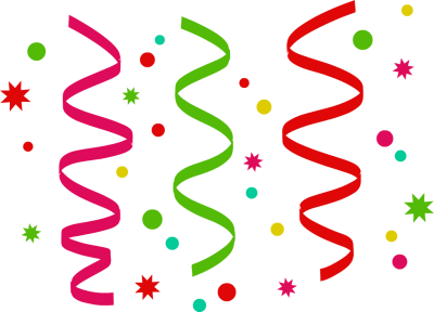 Confetti clipart #19, Download drawings