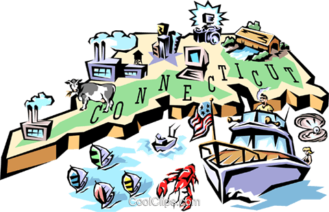 Connecticut clipart #6, Download drawings