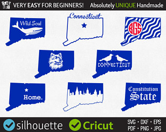 Connecticut svg #4, Download drawings