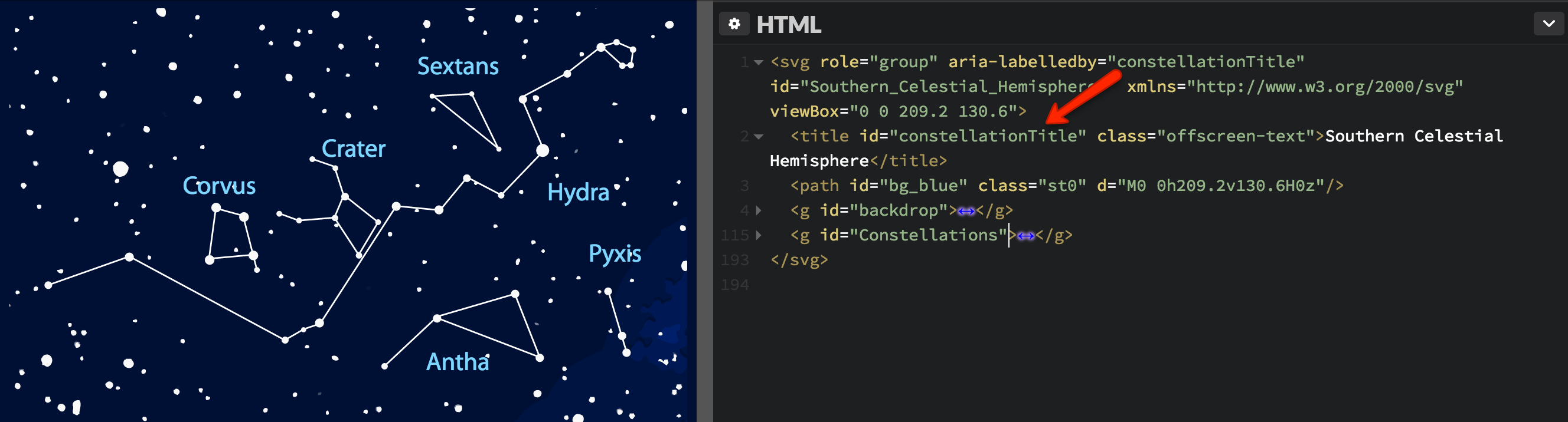 Constellation svg #7, Download drawings
