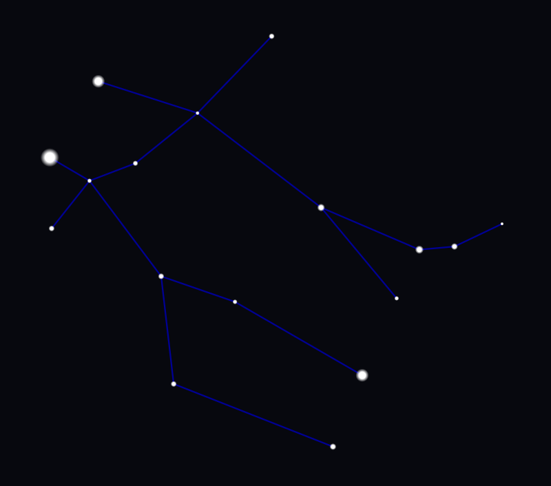 Constellation svg #10, Download drawings