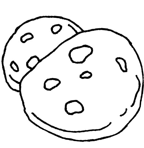 Cookie coloring #10, Download drawings