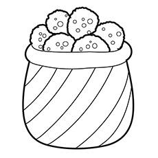 Cookie coloring #18, Download drawings