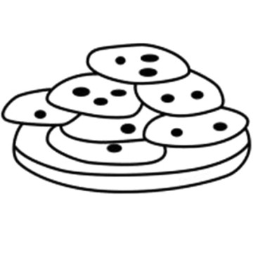 Cookie coloring #15, Download drawings