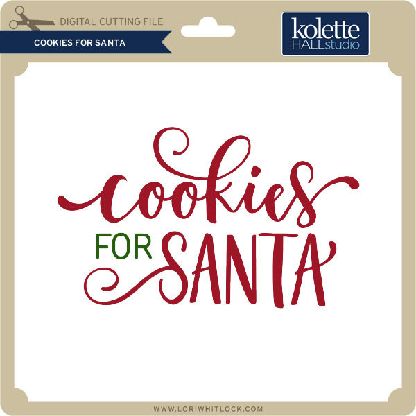 cookies for santa svg #37, Download drawings
