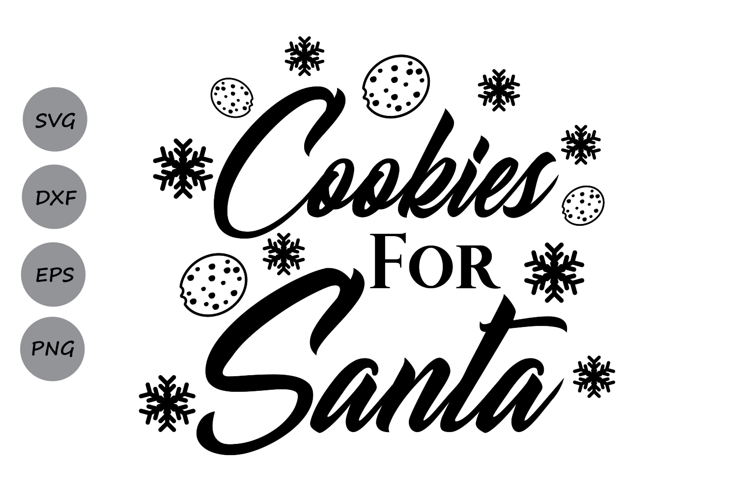 cookies for santa svg #39, Download drawings