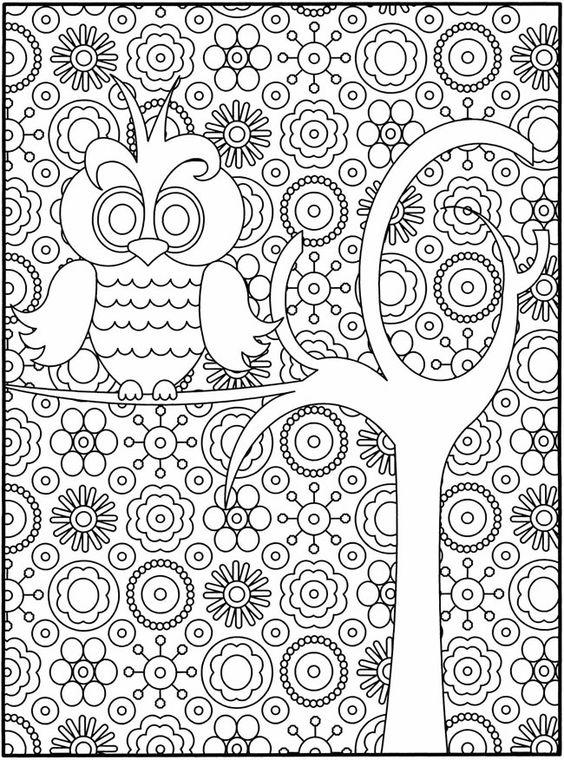 Cool coloring #3, Download drawings