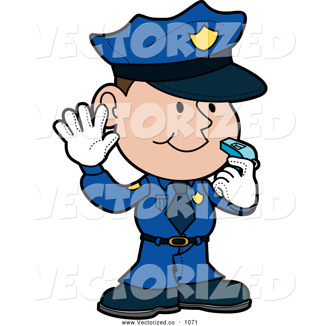 Cop clipart #2, Download drawings