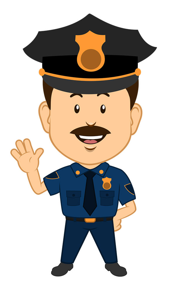 Cop clipart #7, Download drawings